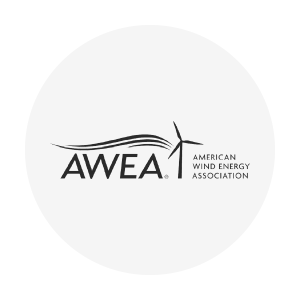 AWEA American Wind Energy Association logo