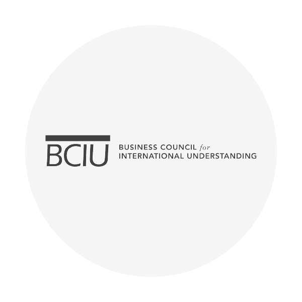 BCIU Business Council for International Understanding logo
