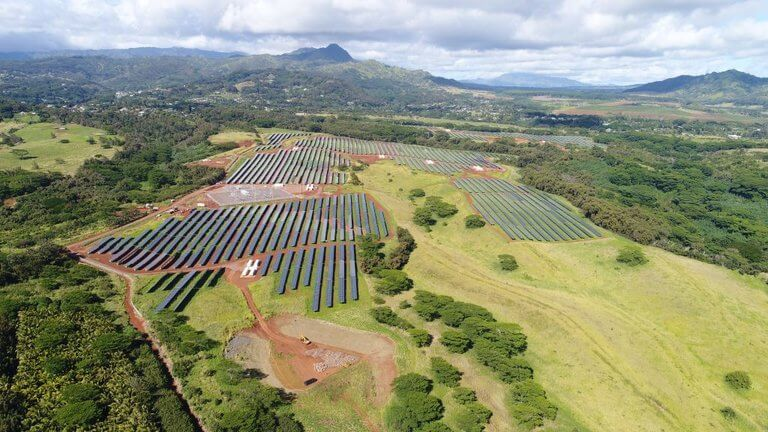 hawaii solar panels